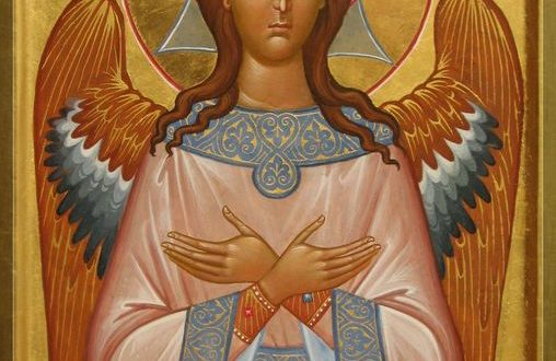 Икона Ангел Великого совета