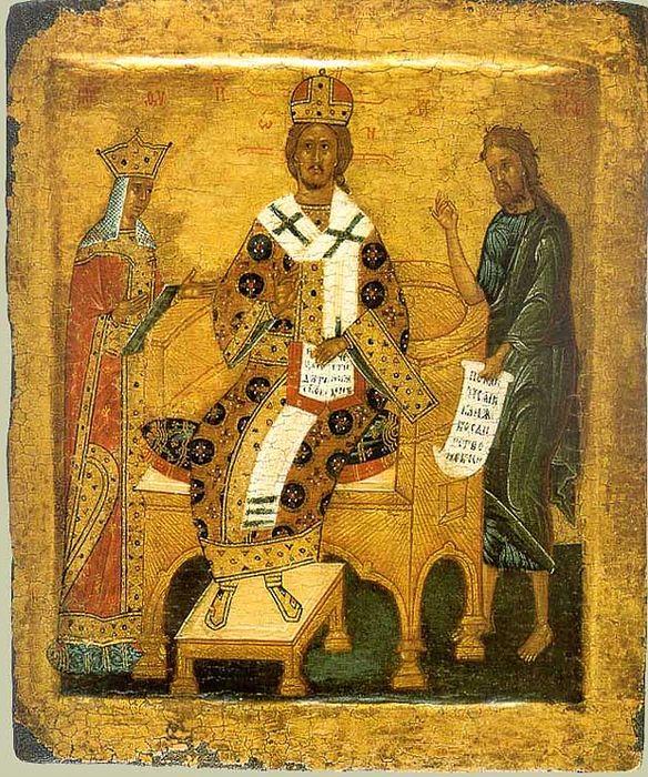 Икона Предста Царица