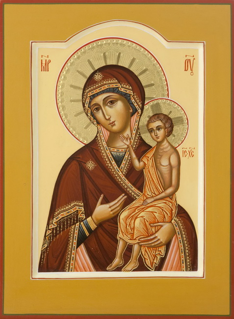 Икона Божией Матери «Воспитание»