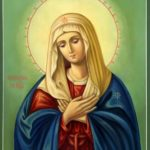 Икона «Невеста Неневестная»