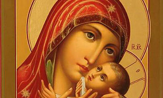 Касперовская икона Божией Матери