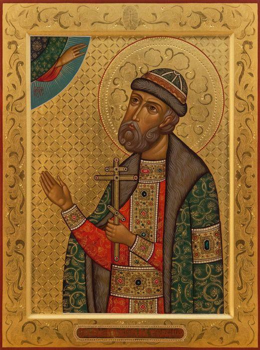 Святой Благоверный князь Игорь Черниговский и Киевский