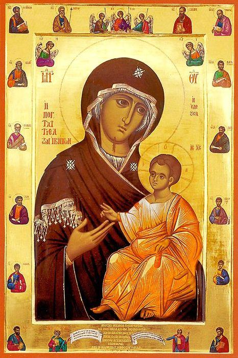 Икона Божьей Матери «Иверская»