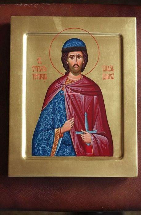 Икона «Святой Борис»