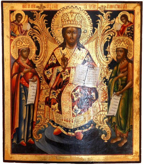 Икона Царь Славы