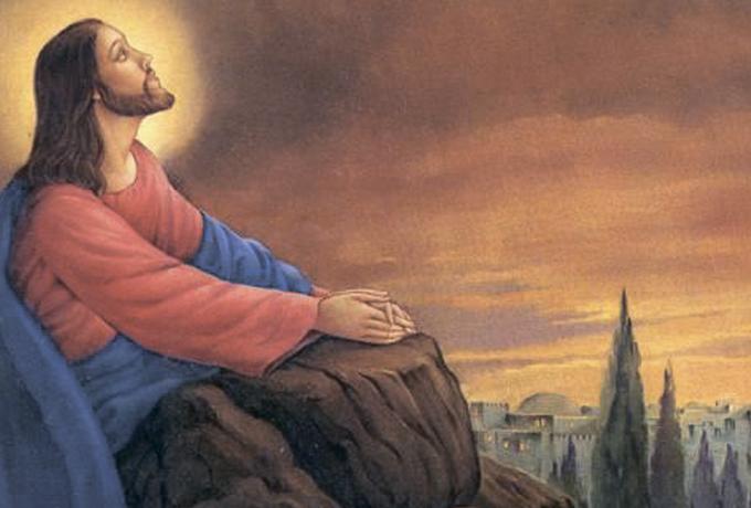 Молитва без иконы