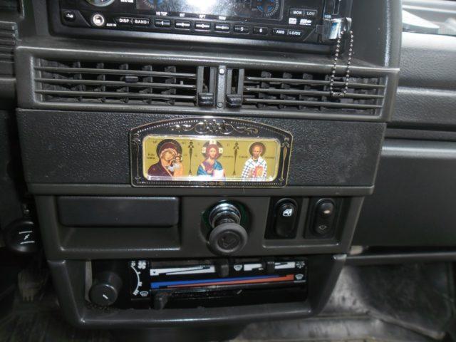 Триптих в машине