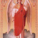 Икона Архангела Михаила (в полный рост)