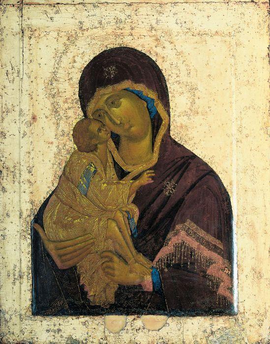 Икона Донская Богоматери