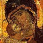 Икона Пресвятой Богородицы Владимирской