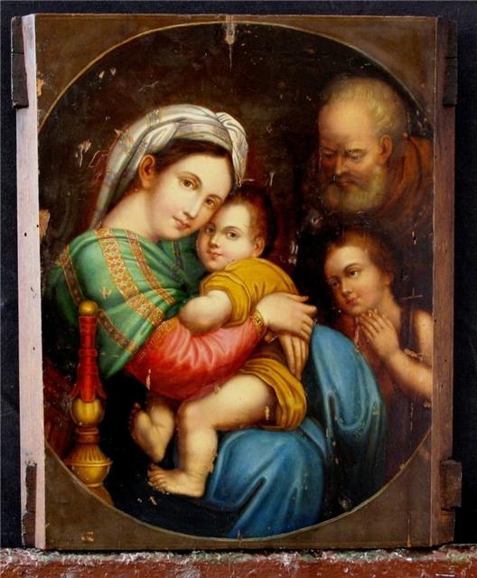 Картина «Святой семейство»