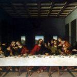 Тайняя Вечеря Леонардо да Винчи