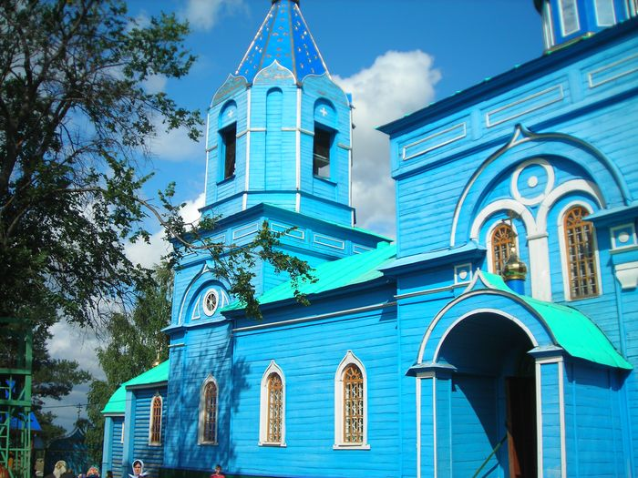 Храм в честь Святой Троицы с. Ташла