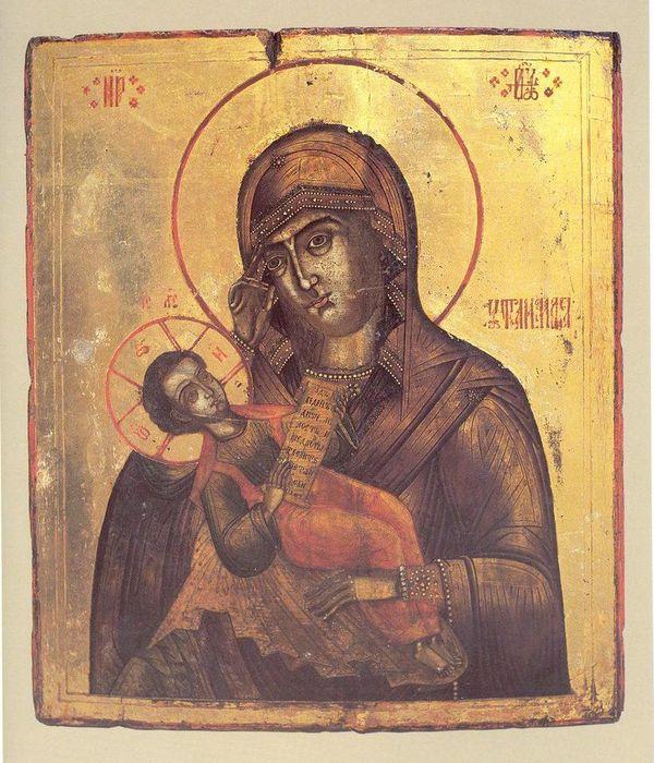 Молитва к иконе утоли моя печаль