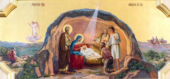 Картинки по запросу Рождество Христово - иконы