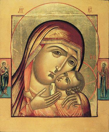 Корсунская икона Богоматери