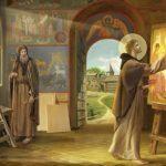 Освящение икон в древние времена