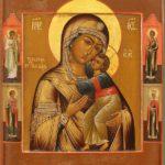 Толгская икона Божьей Матери