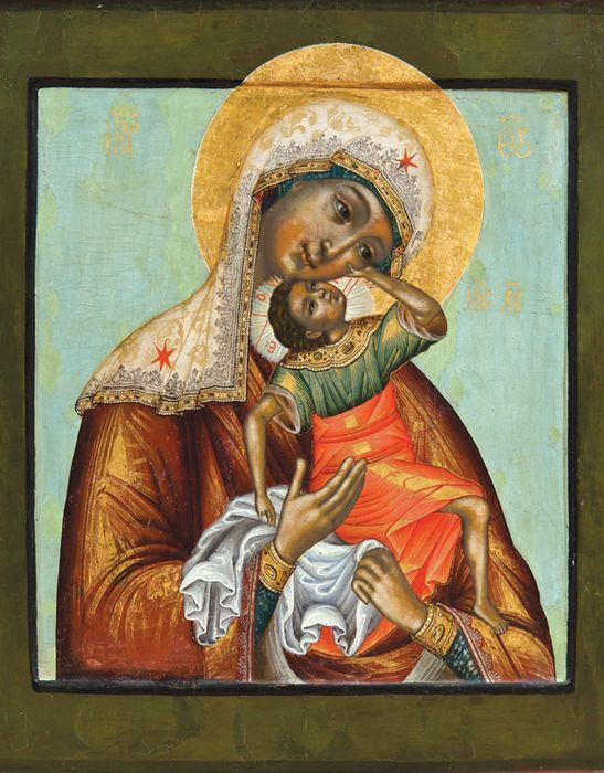 Взыграние младенца
