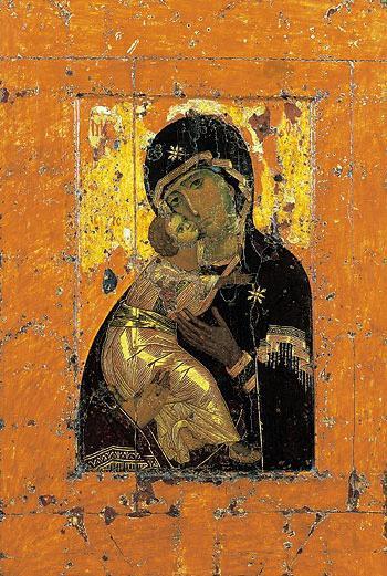 Благодатная икона Умиление