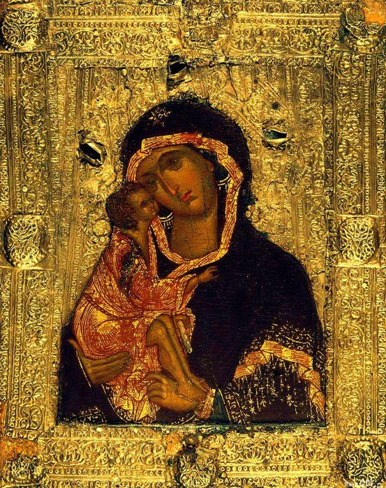 Донская икона Пречистой Девы