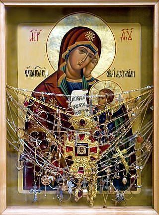 Икона Богоматери «Утоли моя печали»