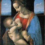 Католическое изображение Млекопитательница