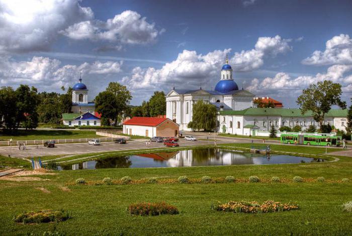 Церкви в Жировичах