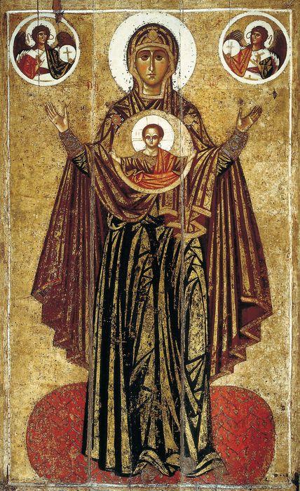 Богородица Оранта