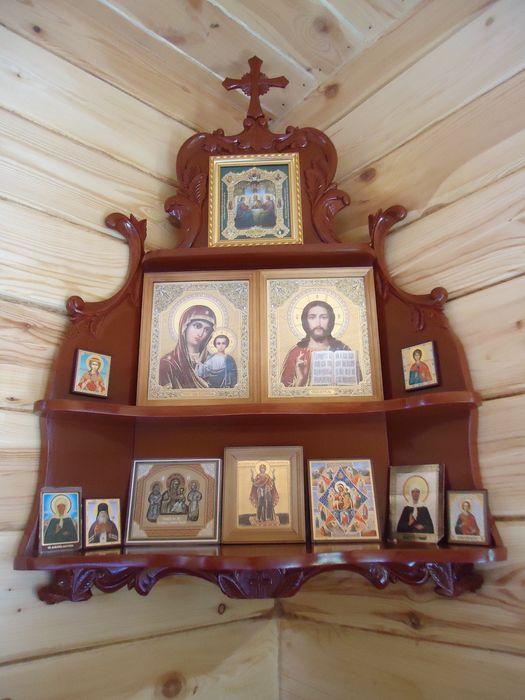 Где в доме должны стоять иконы