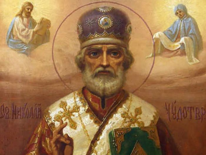 Архиепископ Мир Ликийских