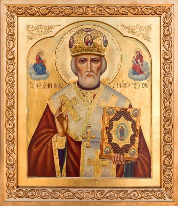 Святой Николай Мирликийский