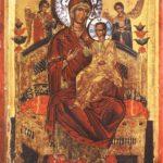 Икона Божьей Матери «Всецарица