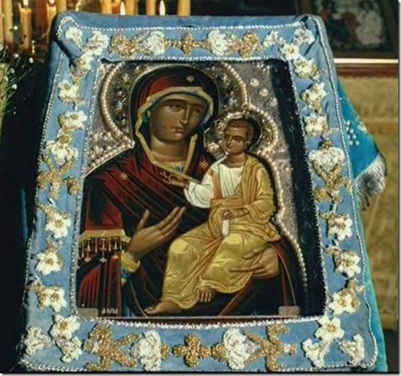 Монреальская Иверская икона Божией Матери