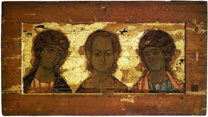 Спас Эммануил с ангелами
