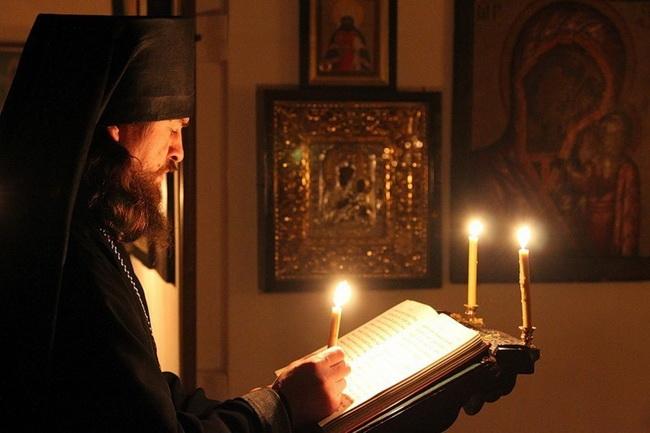 Экзорцизм в церкви