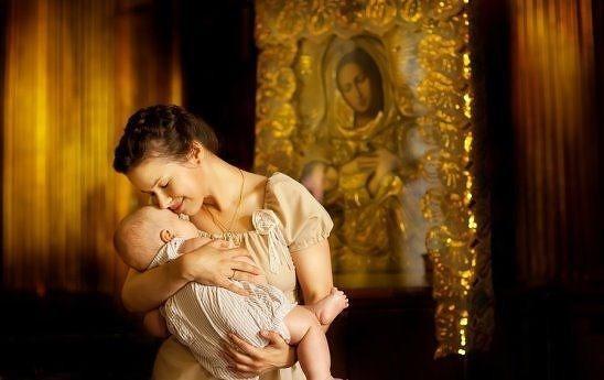 Молитва Благословение матери