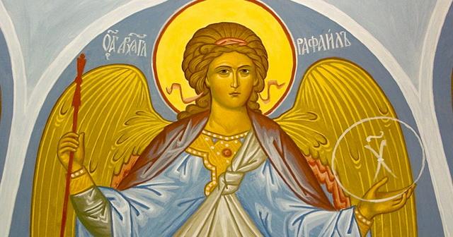 Архангел Рафаил – целитель тела и души