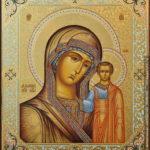 Образ Божьей Матери