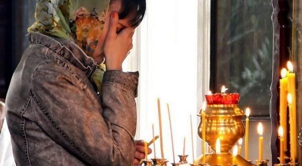Покаянная молитва за аборт и об убиенном во чреве младенце