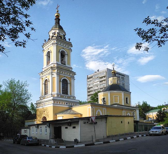 Храм Девяти Кизических мучеников