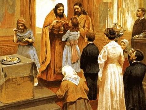Молитва перед исповедью