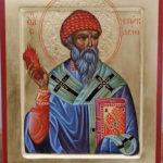 икона святителя Спиридона