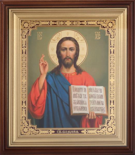 Икона Господа Иисуса Христа