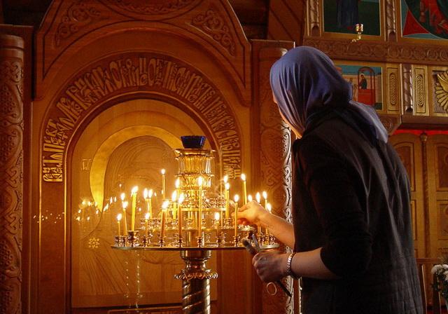 Молитва от нечистой силы