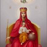 Икона Божьей Матери Державная