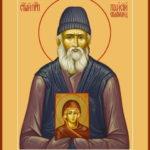 Икона святого Паисия Святогорца