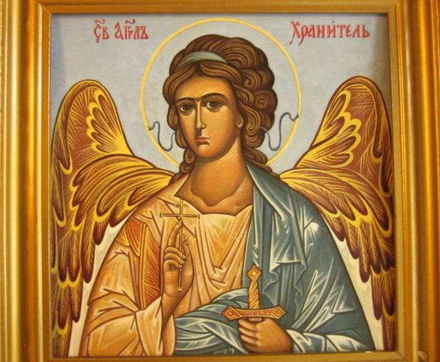 Молитва ангелу хранителю для успокоения нервов