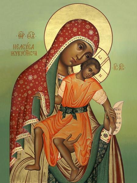 Икона Киккской Божией Матери