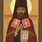 Икона Парфения Киевского